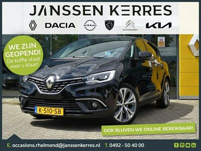 tweedehands Renault Scénic 1.3 TCe Intens 1.800KG trekgewicht de caravan trekker!!! Incl panorama dak