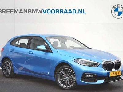 tweedehands BMW 118 118 i Executive Edition Sport Line Aut.