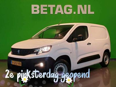tweedehands Peugeot Partner bestel 1.6 BlueHDI Premium | Navi | Schuifdeur