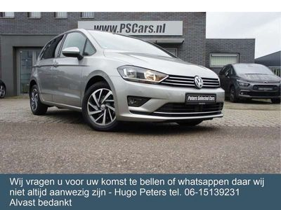 tweedehands VW Golf Sportsvan 1.4 TSI DSG ActiveCruise/Bluetooth/CarPlay/Clima/S