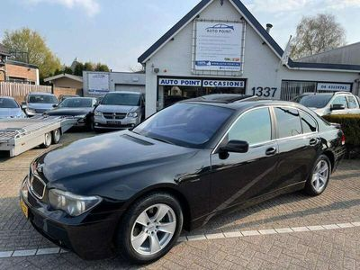 tweedehands BMW 735 735 i HIGH EXECUTIVE AUT6/SCHUIFDAK/LEDER/DVD