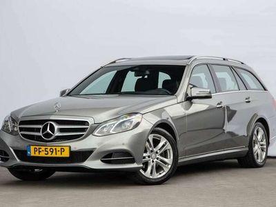 tweedehands Mercedes E220 Estate CDI Ambition Avantgarde Schuifdak Navi PDC