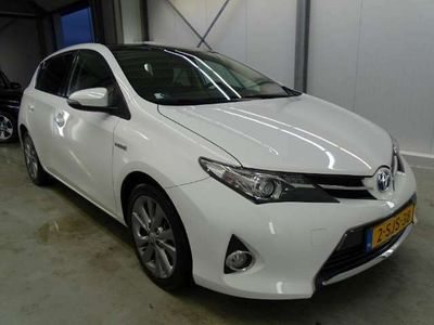 tweedehands Toyota Auris 1.8 Hybrid Lease