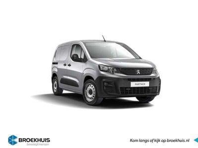 tweedehands Peugeot Partner 1.5 75 pk Pro   Pack Fleet