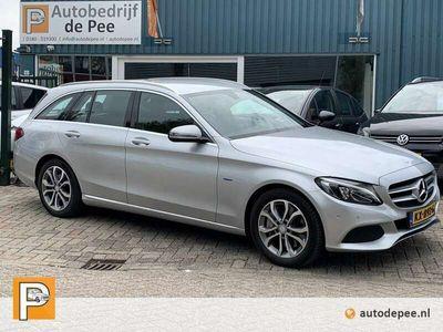 tweedehands Mercedes C350 Estate e Lease Edition EXCL. BTW/GARANTIE/NAVI/CAM