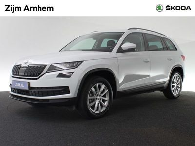 tweedehands Skoda Kodiaq 1.4 TSI 150 PK ACT Ambition 7p. DSG | Navigatie | Climate control | PDC V+A+Came