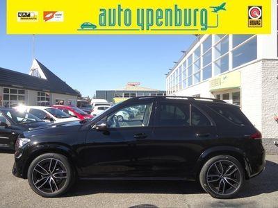 tweedehands Mercedes 300 GLE-KLASSEd 4MATIC Premium Plus * AMG-Line * 5.604 Km * Panoramadak * Leer * Navi *