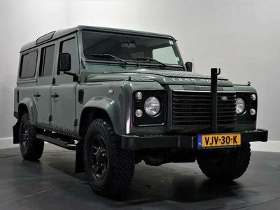 tweedehands Land Rover Defender 110 SW TD4 X-Tech Commercial   Airco   Leder   Boo