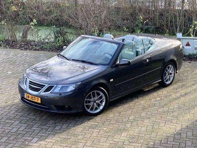 tweedehands Saab 9-3 Cabriolet 1.8t Vector full options navigatie Xenon Hi