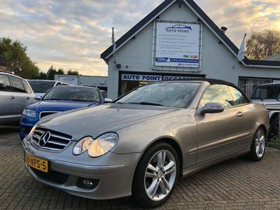 tweedehands Mercedes CLK350 Elegance 118000k km full options automaat