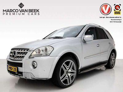 tweedehands Mercedes 350 M-KlasseCDI BlueTEC UNIEK! Nw. Prijs ac 62.599. Comand Memory Pano