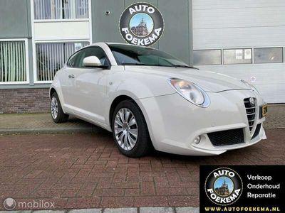 tweedehands Alfa Romeo MiTo 1.4 Centenario, Leer cruise control, pdc, etc, zeet netjes