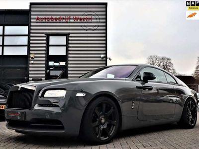 tweedehands Rolls Royce Wraith 6.6 V12   Dealer onderhouden   Nardo Grey   HuD  
