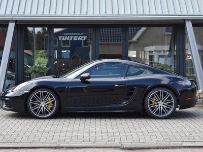 tweedehands Porsche 718 Cayman S 2.5 350pk [ full options ]