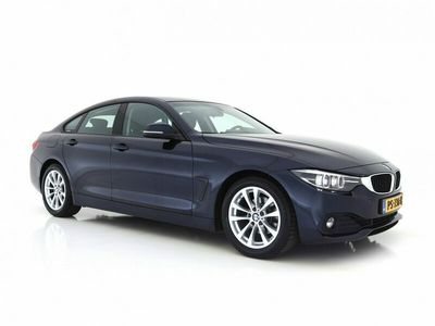 tweedehands BMW 420 4 Serie Gran Coupé i Executive AUT. *NAVI+LED-LIGHTS+ECC+PDC+CRUISE*