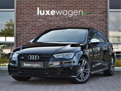 tweedehands Audi S3 Sportback 2.0 TFSI 300pk quattro Pano S-zetels LED