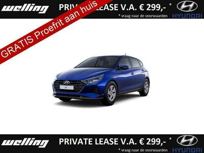 tweedehands Hyundai i20 Welling Online Editions | Private Lease Super-Deal € 299,- per maand!* |