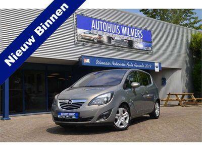 tweedehands Opel Meriva 1.4 Turbo Cosmo Climate C,Cruise C,Navi,Panoramada