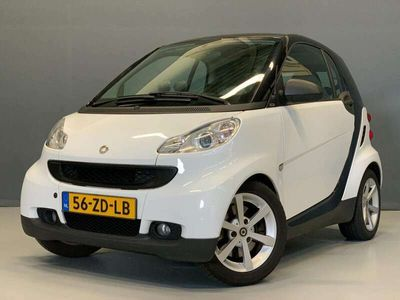 tweedehands Smart ForTwo Coupé 1.0 Passion automaat Glasdak 2008