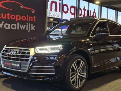 tweedehands Audi Q5 2.0TFSi Aut. Quattro 2x S-Line Pro Line Plus | Luc