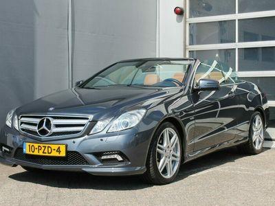 tweedehands Mercedes 200 E-KLASSE CabrioletCGI AMG/Automaat/Navi/Pts/Leder/Xenon/Memory/Multicontour/Airscarf