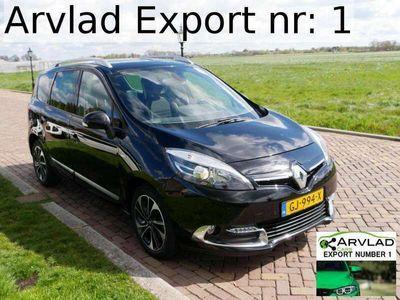 tweedehands Renault Grand Scénic Scenic 6899 **NETTO** 20151.5 dCi 110 *BOSE