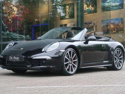 tweedehands Porsche 911 Carrera 4S Cabriolet