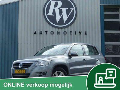 tweedehands VW Tiguan 2.0 TDI 4Motion 4X4 2200kg trekgewicht/Trekhaak/ A