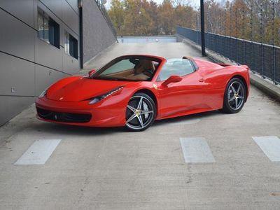 tweedehands Ferrari 458 Spider ~ Munsterhuis~