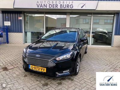 tweedehands Ford Focus 1.0 EcoBoost 100pk Wagon Airco bj 2016