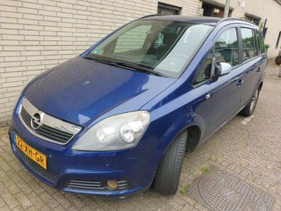 tweedehands Opel Zafira 1.8 Temptation