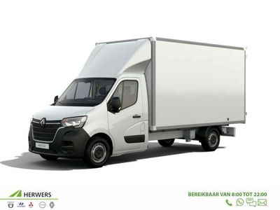 tweedehands Renault Master dCi 165 T35 L3H1 Energy EURO 6 Distribox 20m3   Vo