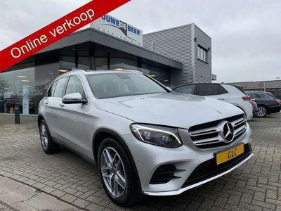 tweedehands Mercedes GLC250 4MATIC AMG Standkachel|Trekhaak|Comand|ILS|Camera