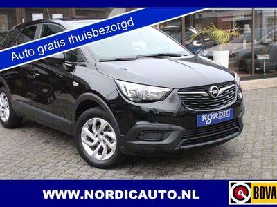 tweedehands Opel Crossland X 1.2 TURBO AUTOMAAT / NAVIGATIE / CRUISSE