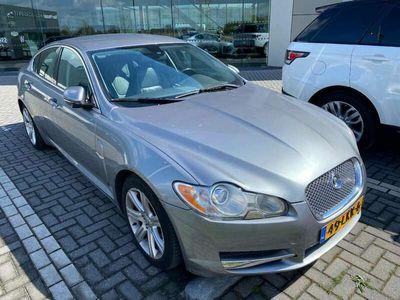 tweedehands Jaguar XF 3.0D V6 Luxury AUT. *XENON+LEDER+NAVI+PDC+ECC+CRUISE*