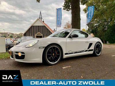 tweedehands Porsche Cayman S 3.4 Sport Ecc/Leer/Navi/Pdc/Lm/Sport Chrono