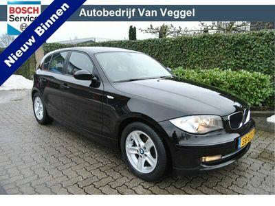 tweedehands BMW 116 1-SERIE i Corporate airco, stoelverw, pdc, lmv