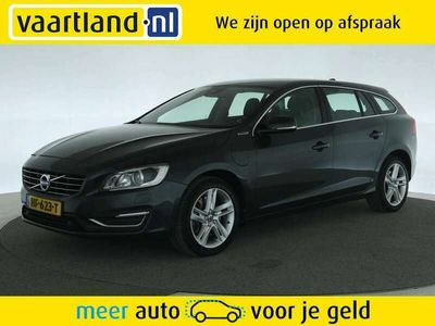 tweedehands Volvo V60 D6 AWD Hybrid R-design [Leder Xenon High performan