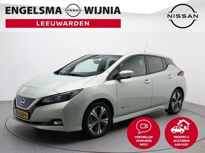 tweedehands Nissan Leaf Έlectric 40kWh 2.Zero Edition