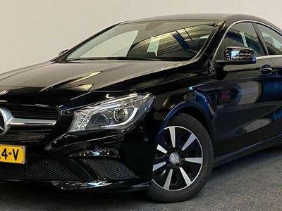tweedehands Mercedes CLA180 BlueEFF. Lease Edition, aankoopkeuring toegestaan,