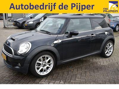 tweedehands Mini Cooper S 1.6 Chili,nederlandse auto, boekjes,nap en onderho