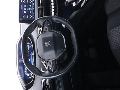 """tweedehands Peugeot 3008 SUV 1.2 130PK EAT6 AUTOMAAT! CLIMATE EN CRUISE CONTROL STOELVERWARMING TREKHAAK 17"""" LICHTMETALEN WIELEN PDC LANE DEP. WARNING LICHT-/ZICHTPAKKET ETC"""