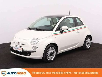 tweedehands Fiat 500 1.2 Lounge 70PK RX64107   Airconditioning   Panora