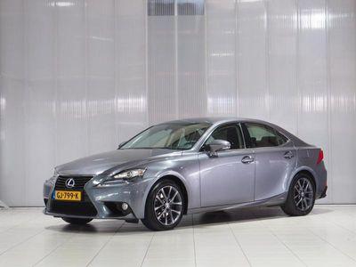 tweedehands Lexus IS300h 300H HYBRID BUSINESS LINE 20% BIJTELLING FULL MAP NAVI