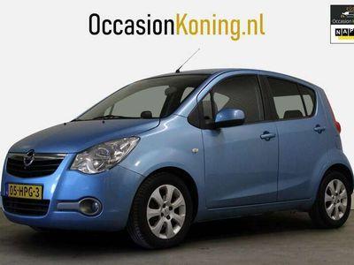 tweedehands Opel Agila 1.2 Enjoy  Airco LM Velgen 