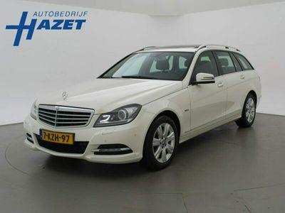 tweedehands Mercedes 250 C-KLASSE EstateCDI 204 PK AUT. + SCHUIFDAK / STOELVERWARMING