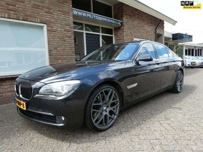 tweedehands BMW 750 750 i High Executive Leder / Navi / Head Up / 21Inc