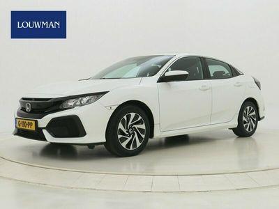 tweedehands Honda Civic 1.0 i-VTEC Comfort | Navigatie | Climate Control | Stoelverwarming | Adaptieve Cruise | Stoelverwarming |