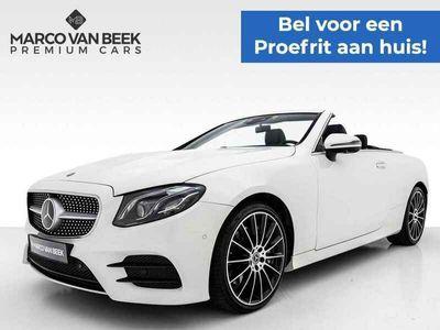 tweedehands Mercedes 400 E-Klasse Cabrio4MATIC Premium Plus Nw. Prijs € 135.839 Burmester Memory Stoelkoeling VOL! Geïnteresseerd?