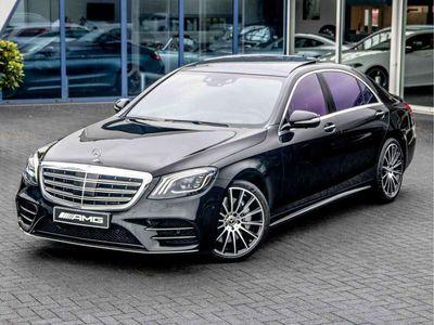 tweedehands Mercedes S560 4Matic Lang AMG | Burmester | DISTRONIC